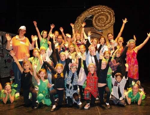 Schauspiel + Tanz Workshop 10+
