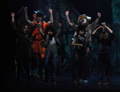 Schauspiel und Tanz Workshop von 6-10 Jahre