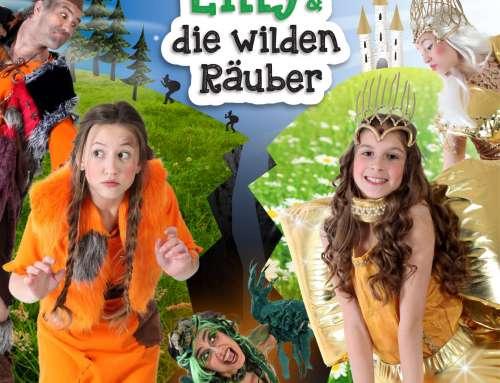 Lilly und die wilden Räuber (2015)