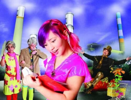 Lilly und die Glücksfabrik (2011, 2021)