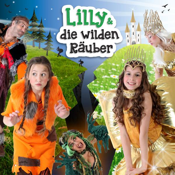 Lilly Wilden Räuber