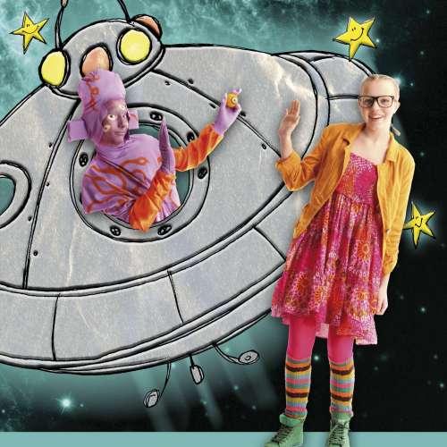 Lilly und die Aliensuppe