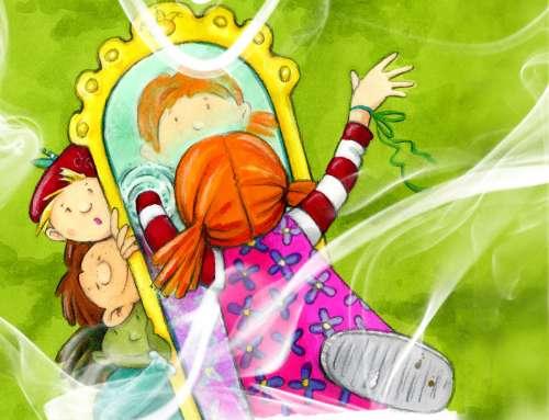 Lilly und der magische Spiegel (2010, 2019)